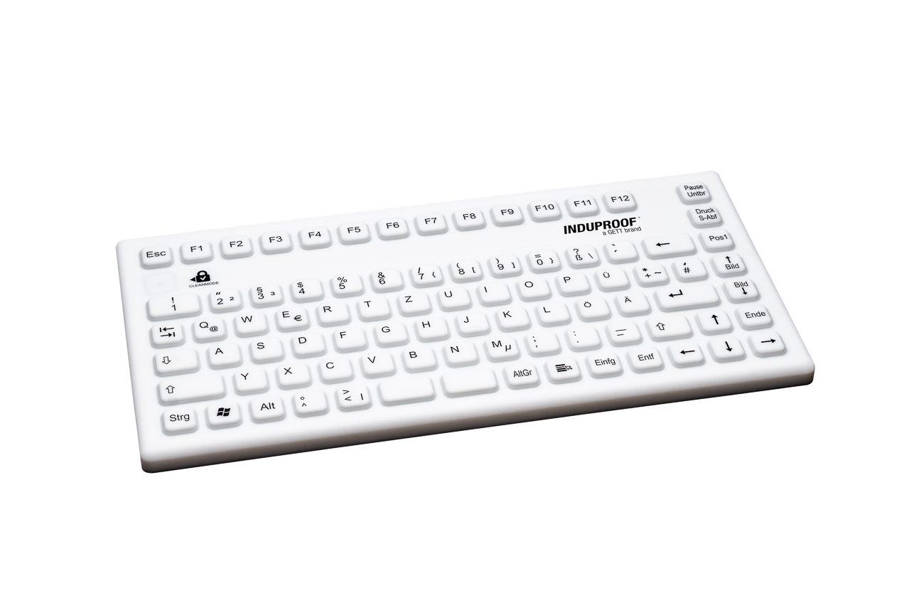 InduProof Smart Compact Silikon Tastatur