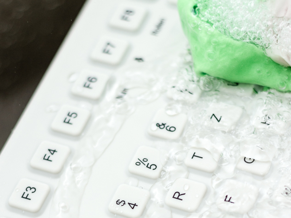 wasserdichte Tastatur