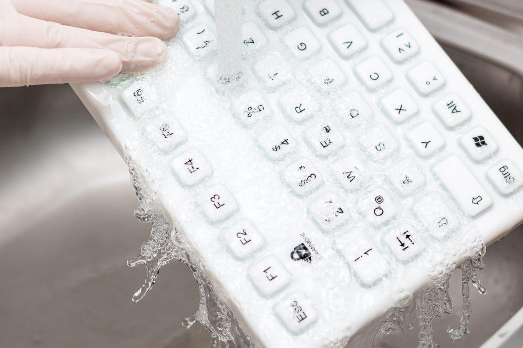 abwaschbare Tastatur