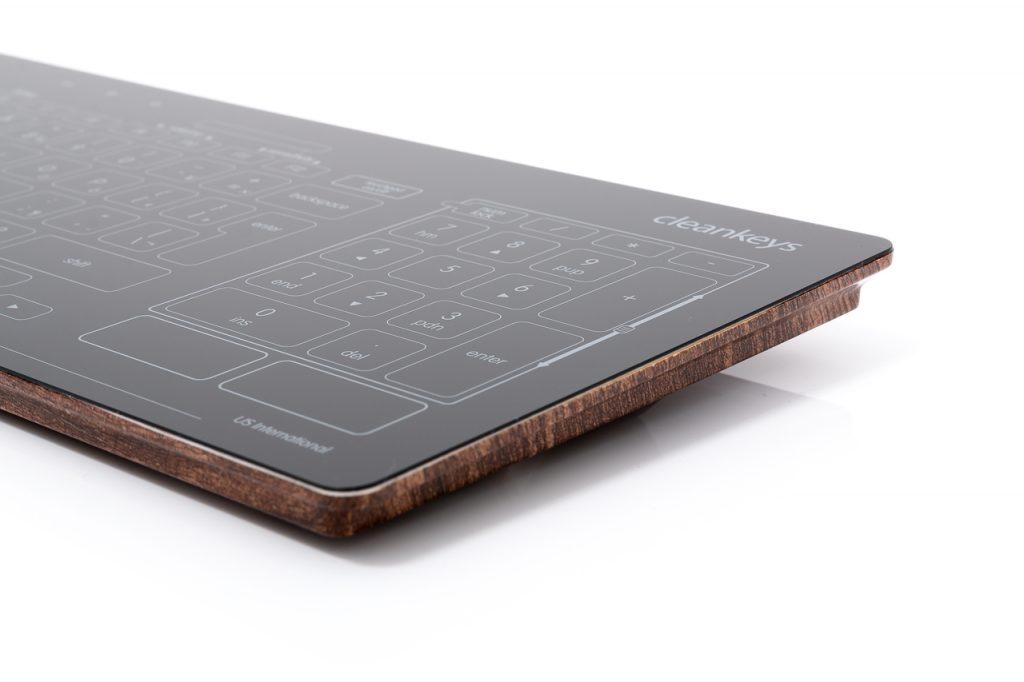 Individualisieren Sie Ihre Desktop Glastastatur