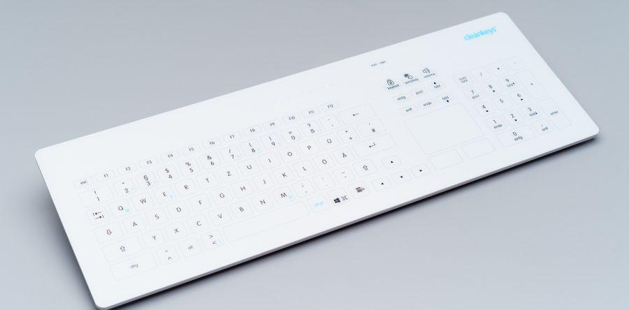 Capacitive Keyboard Cleankeys<sup>®</sup> <span class=