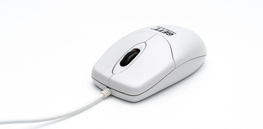 Abwaschbare PC-Maus