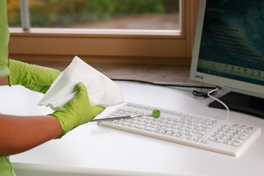 Hygiene Tastatur Silikon