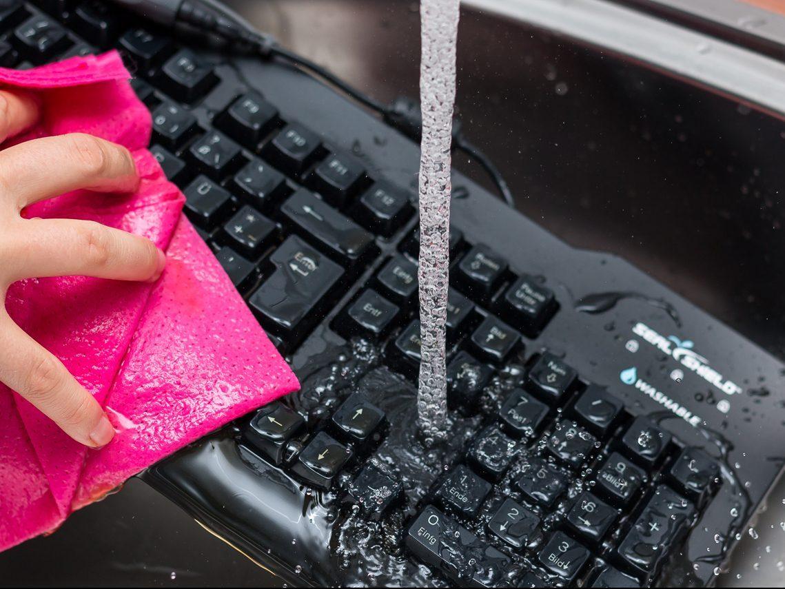 abwaschbare-tastatur-hygienetastatur