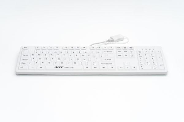 CleanType Easy Protect Silikon Tastatur