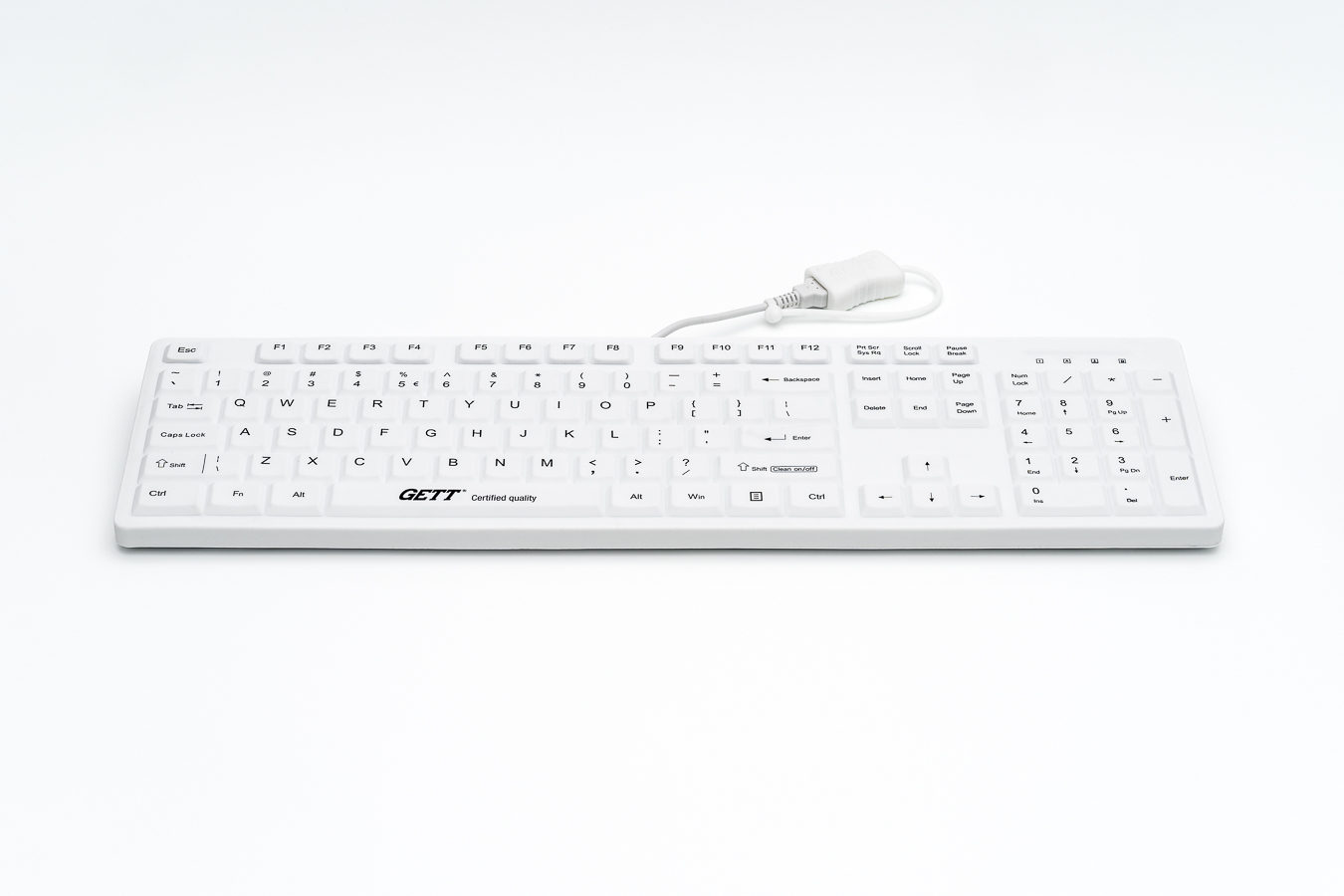 CleanType Easy Protect Silikon Tastatur